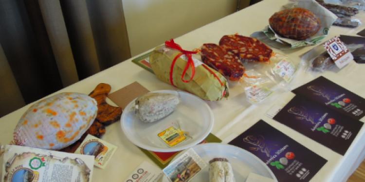 Campionato italiano salami: la sfida delle ventricine