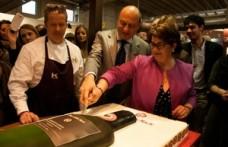 I 40 anni di Rocca delle Macìe e la torta da record di Ernst Knam