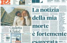 """A La Repubblica e IL il premio Ferrari """"Titolo e copertina dell'anno"""""""