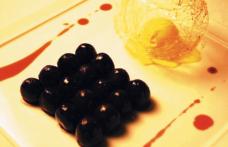 Zuppa di ciliegie di Vignola per il Lambrusco Vigneto Cialdini di Cleto Chiarli
