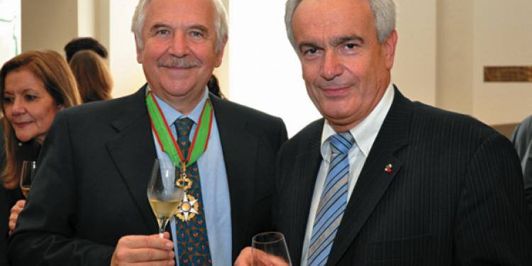"""Jean-Marie Aurand: """"Conosco la viticoltura e mi metto al suo servizio"""""""