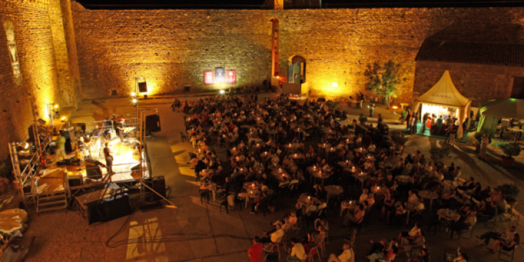 Castello Banfi: dal 16 al 21 luglio Jazz & Wine in Montalcino