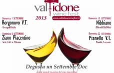 """Valtidone Wine Fest: a Ziano """"Sette colli in Malvasia"""""""