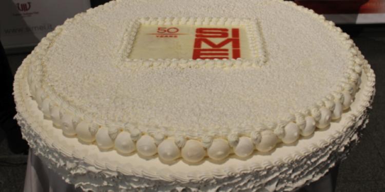 SIMEI: cena firmata Cerea per festeggiare i 50 anni