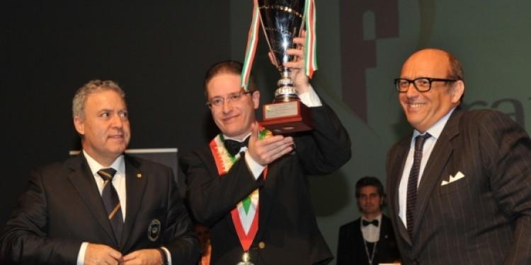 Andrea Balleri Miglior sommelier d'Italia Ais 2013