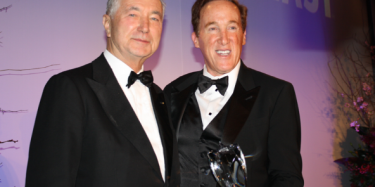 Importante premio alla carriera per Gianni Zonin