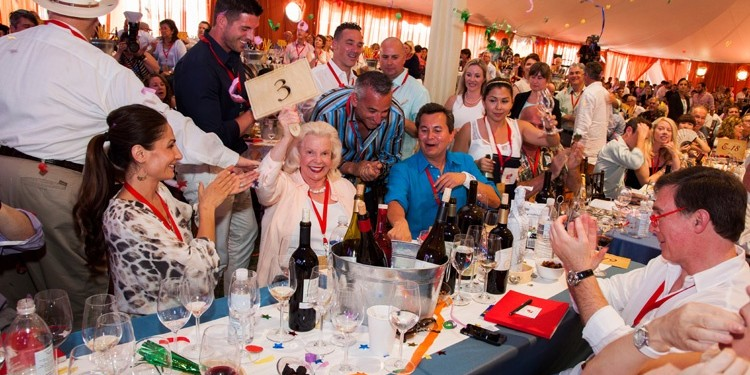 Edizione record per l'Auction Napa Valley