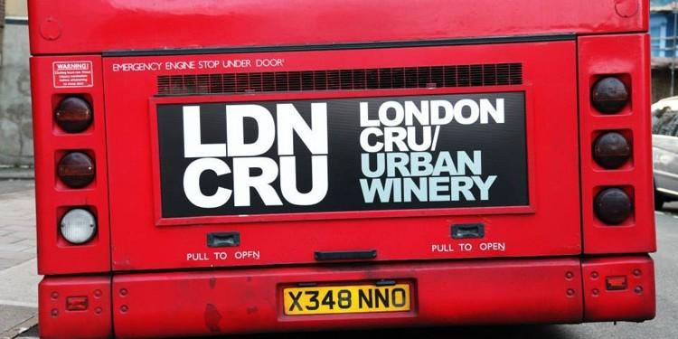 A Londra la prima urban winery