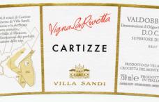 I vini del 2014. Vigna La Rivetta, un ettaro e mezzo di super Cartizze