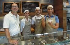 Il gelato di Alberto Marchetti arriva a Milano