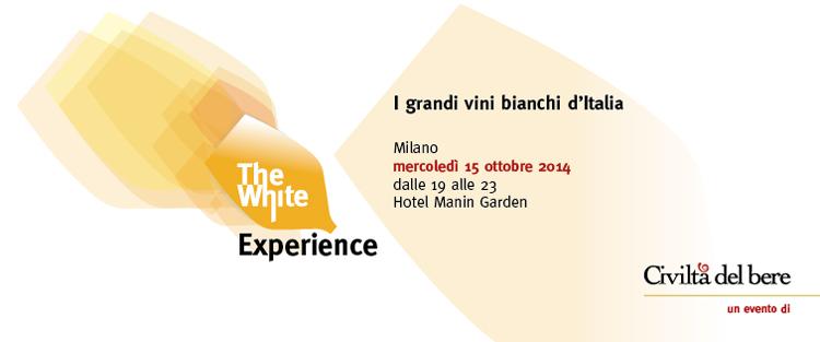 La white experience nel calice ecco i vini protagonisti for Hotel manin milano