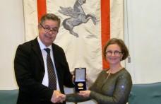 La Regione Toscana celebra Giacomo Tachis con il Pegaso d'Oro