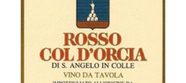 Rosso Col d'Orcia 2011