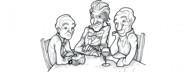 Un nuovo sito e il primo Wine Comics. Vi abbiamo sorpreso?