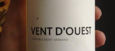 Vent d'Ouest Vignoble Saint-Armand 2013