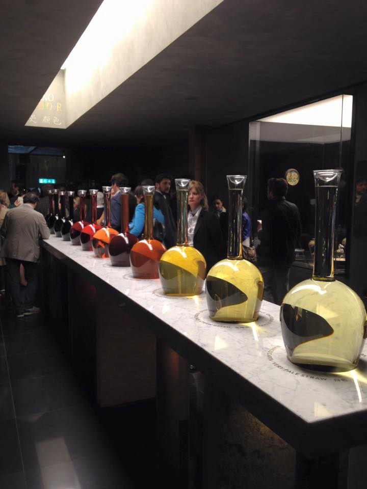 Visita al padiglione vino di expo 2015 civilt del bere for Piani di progettazione del padiglione