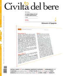 Numero 06/2015 CARTACEO + digitale omaggio