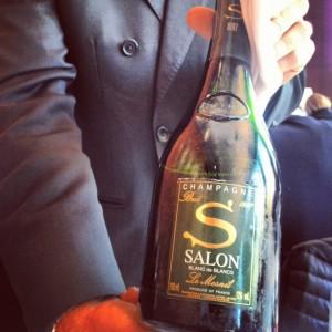 Salon e delamotte degustazione pandolfini di 5 grandi for 1997 champagne salon