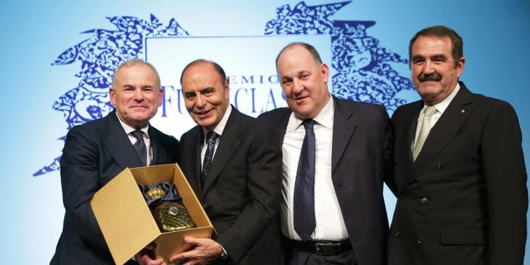 Bruno Vespa è il Premio Fuoriclasse 2015 Castagner