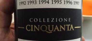 Collezione 50 2012 Cantine San Marzano