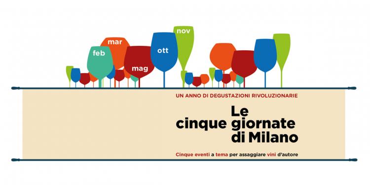 Le Cinque Giornate di Milano per degustare vini d'autore