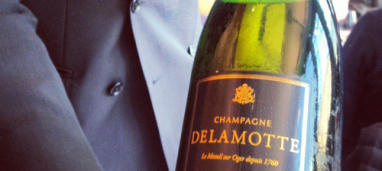 Champagne Blanc de Blancs 1970 Delamotte