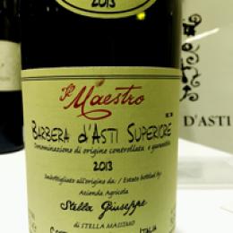 Barbera d'Asti Superiore Il Maestro 2013 Azienda Agricola Stella