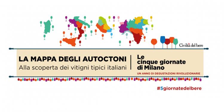 La Mappa degli Autoctoni. Il 21 marzo a Milano