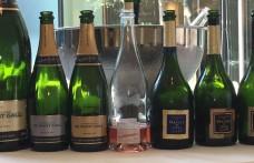 Champagne De Saint Gall con Heres al Mudec
