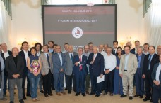 A Villa Sandi il primo Forum internazionale Wine Research Team