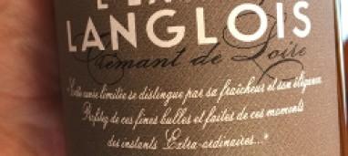 Crémant de Loire L'Extra par Langlois