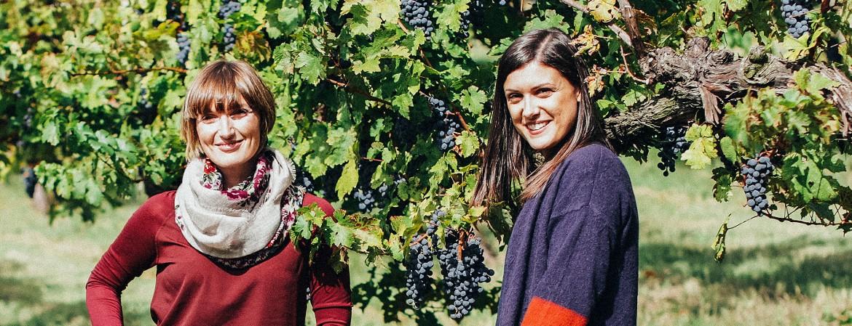 Le sorelle Roberta e Silvia Gardina di Quota 101