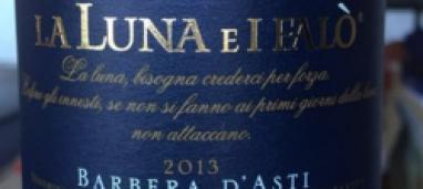 Barbera d'Asti Superiore Nizza La Luna e i Falò 2013 Vite Colte