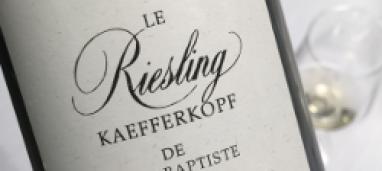 Riesling Kaefferkopf Vieilles Vignes 2014 Jean-Baptiste Adam
