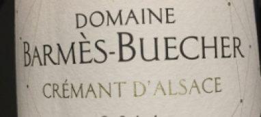 Crémant d'Alsace 2014 Domaine Barmés-Buecher