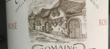Crémant d'Alsace Rosé s.a. Domaine Allimant-Laugner