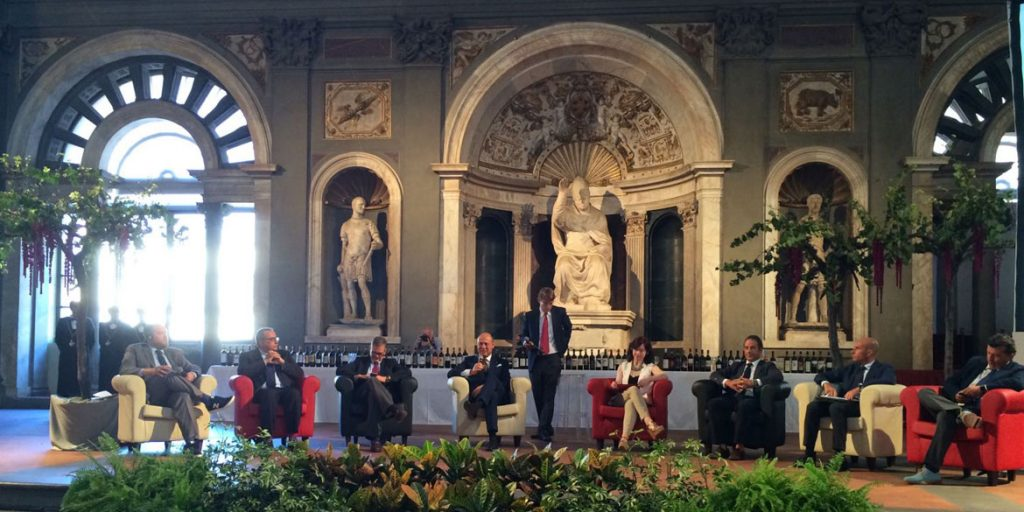 Firenze festeggia 300 anni di Chianti