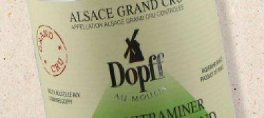 Gewurztraminer Brand 2012 Dopff Au Moulin