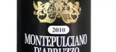 Montepulciano d'Abruzzo Etichetta Nera 2012 Pietrantonj