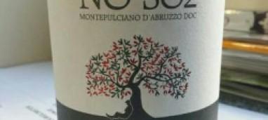 Montepulciano d'Abruzzo NOSO2 2014 Zaccagnini