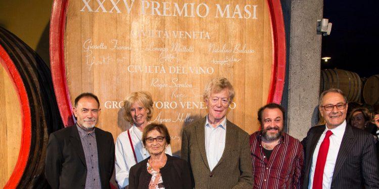 Premio Masi 2016 a Fioroni, Scruton, Heller, Mattotti, Balasso