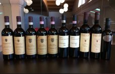 Cinque annate del Vino Nobile Riserva Carpineto in verticale