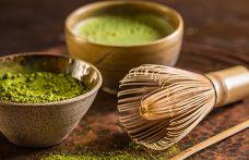 Tè matcha, il Giappone a Milano in una tazza verde giada