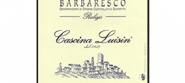 Rabajà Barbaresco 2014 Cascina Luisin