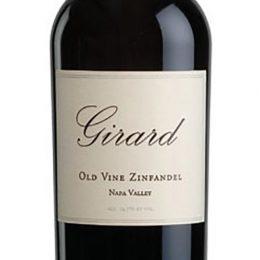 Napa Valley Old Vine Zinfandel 2013 Girard