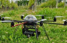A cosa servono i droni in vigna?
