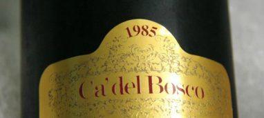 Cuvée Annamaria Clementi 1985 Ca' del Bosco
