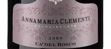 Cuvée Annamaria Clementi Rosé 2008 Ca' del Bosco