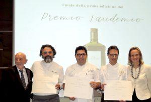 I vincitori del Premio Laudemio 2017