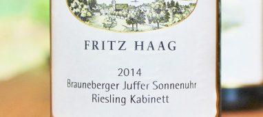 Juffer Mosel 2014 Fritz Haag
